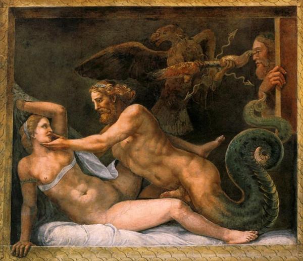джу лио романо джу питер и олимпия 1526-1534