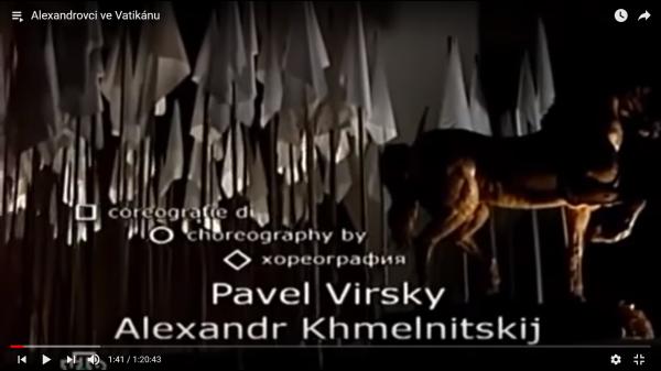 хор александрова в ватикане007