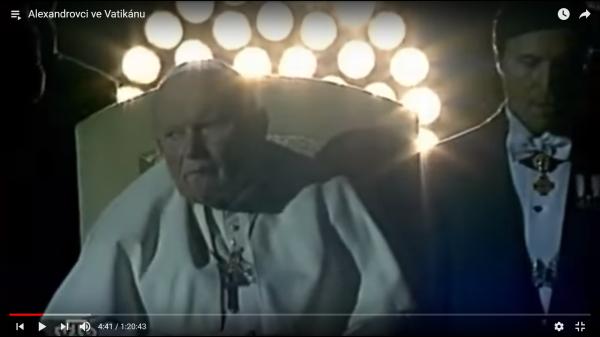 хор александрова в ватикане0-30