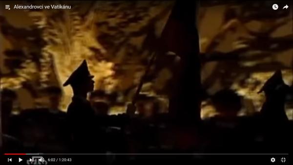 хор александрова в ватикане0-37