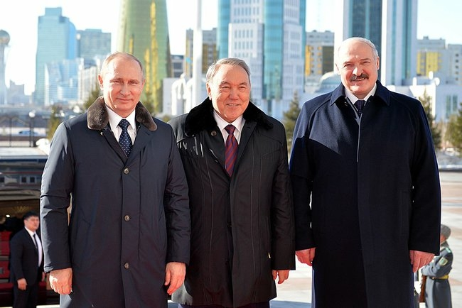 путин назарбаев лукашенко6