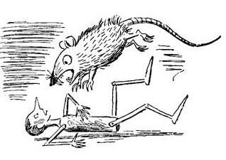 буратино крыса