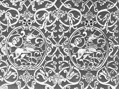 решетка гробницы царевича Дмитрия сына ивана грозного