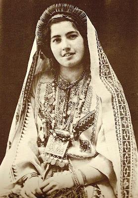 женщина в рамалла 1943 традиционная одежда