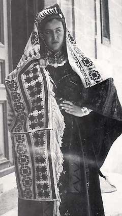 женщина из хеброна 1900
