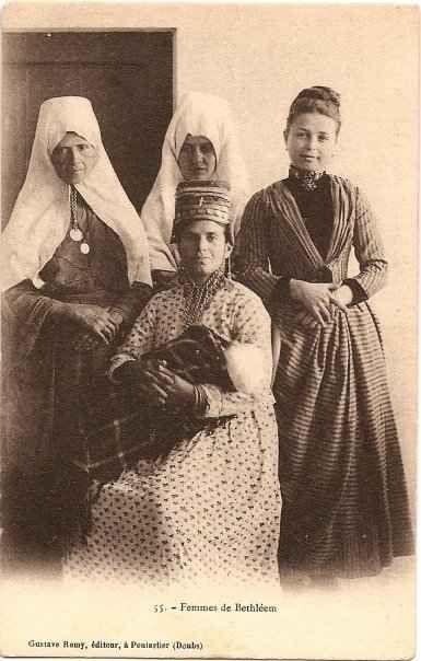 женщины из вифлеема 1900