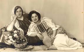 женщины палестины 1930