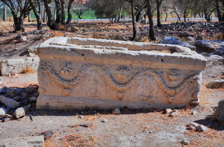 римский саркоФаг тел кедеш2