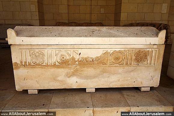sarcophagus иерусалим1