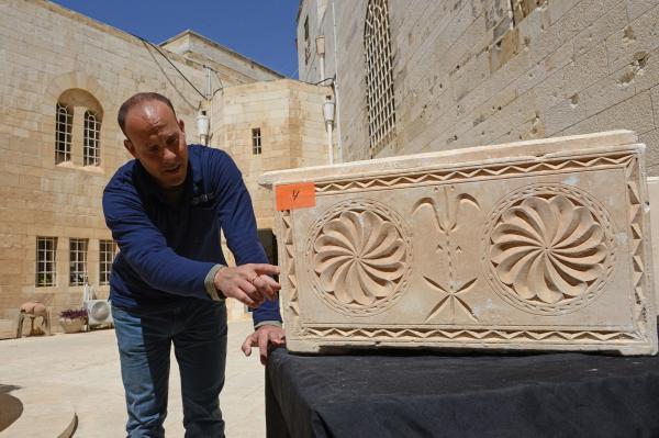 палестинский саркофаг