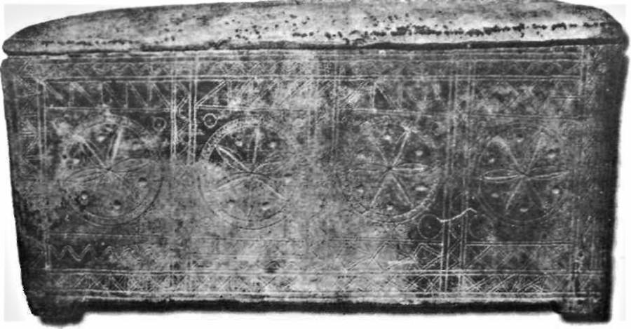 палестинский саркофаг в иерусалиме 2