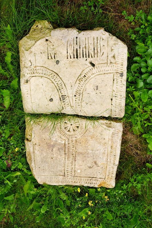 древнерусские надгробия3