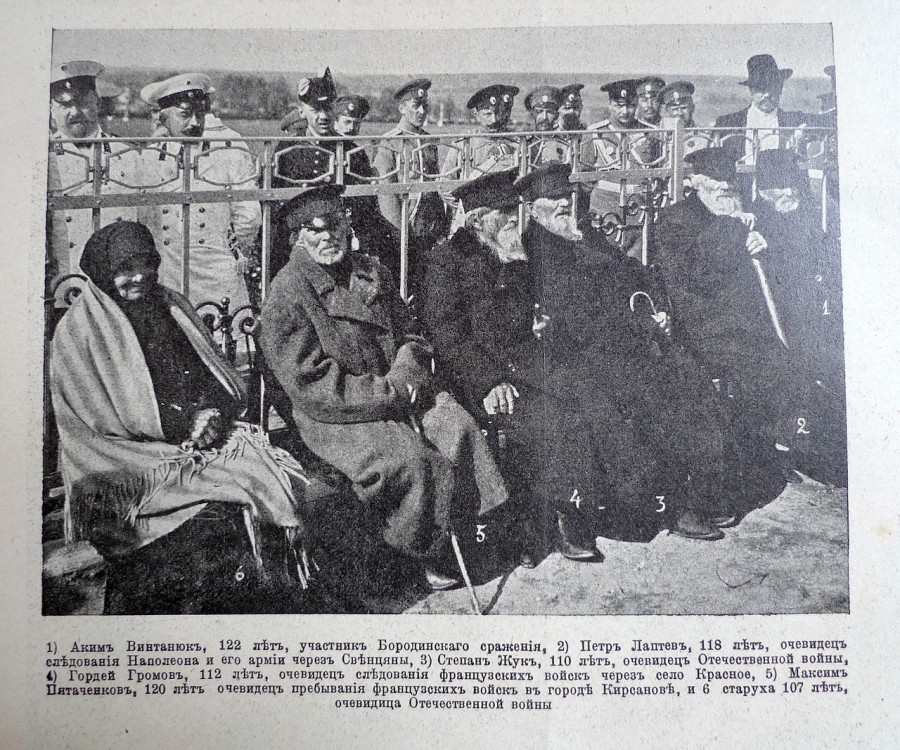 участники бородинской битвы1