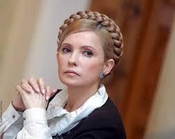 юля тимошенко коса