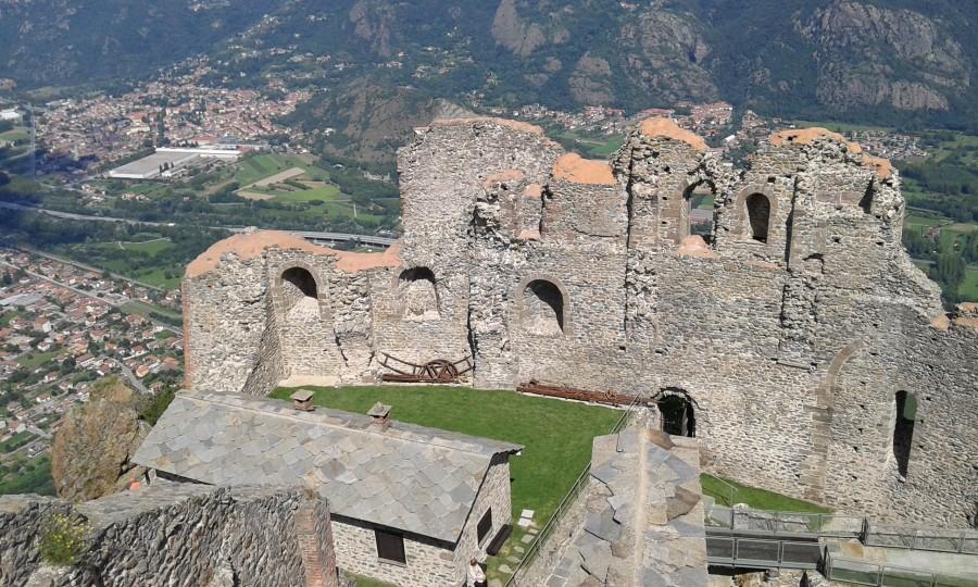 Sacra di San Michele Piedmont Italy11