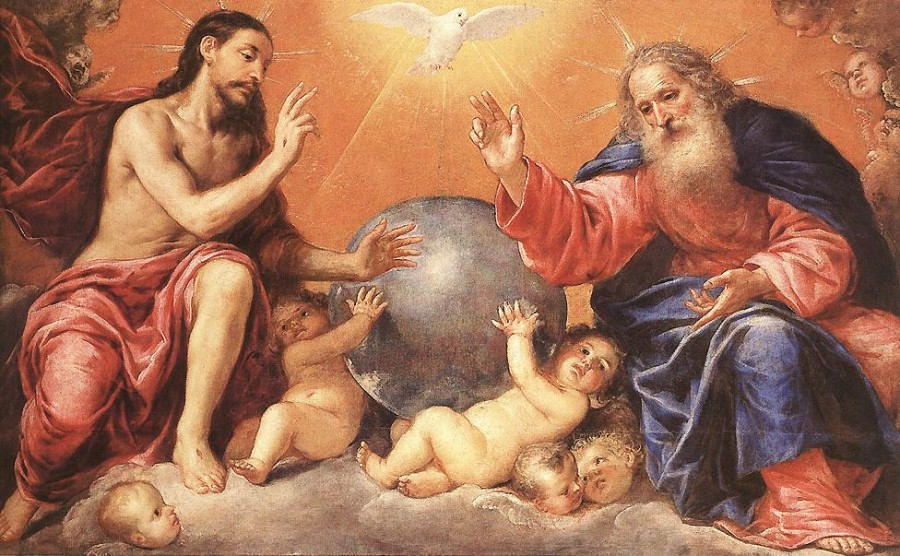 Antonio_de_Pereda_y_Salgado_-_The_Holy_Trinity_-_WGA17176