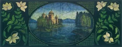 Я.Дроздович.Замок над озером_