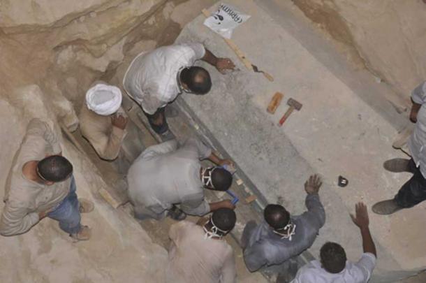макака археолог10