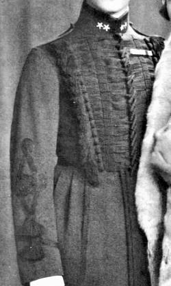 Принц Густав Адольф, герцог Вестерботтен венгерский жупан