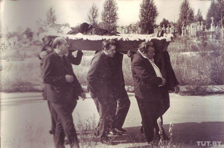 похороны брест 1972 год