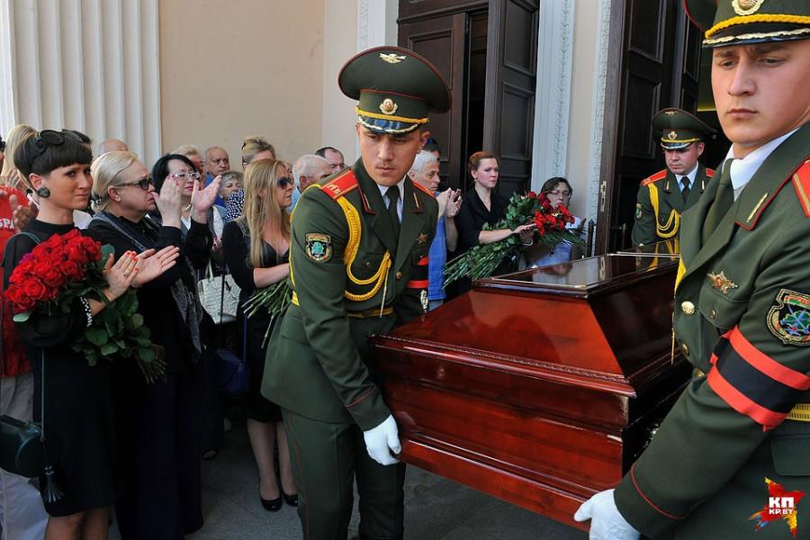 новорусские похороны1