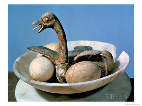 egyptian-18th-dynasty-lid-of-an-alabaster-jar-decorated-with-a-bird-in-a-nest-containing-eggs-from-tomb-of-tutankhamun