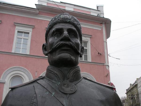 городовой в Нижнем Новгороде крупно