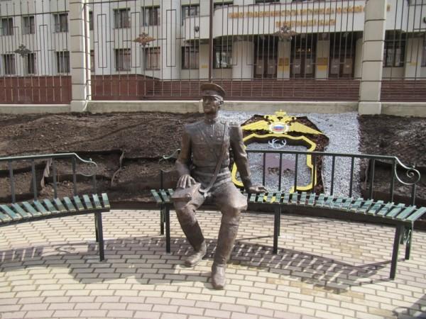 Городовой милиционер и полицейский Нижний Новгород2