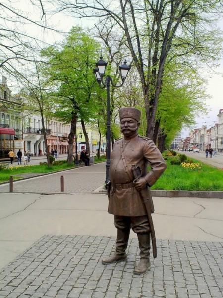 городовой владикавказ