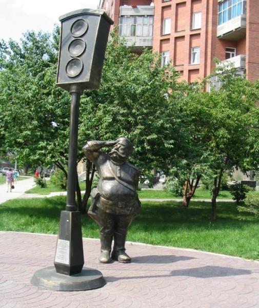 городовой новосибирск