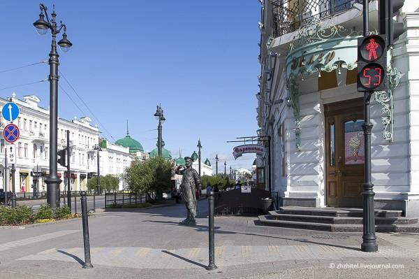 городовой Омск