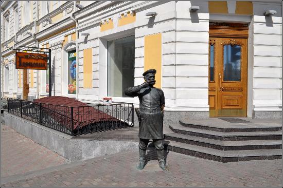 городовой Омск4