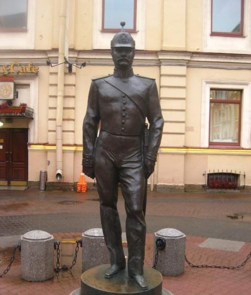 городовой санкт петербург