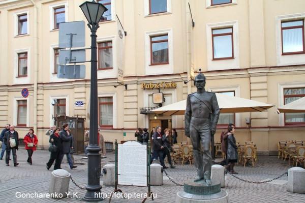 городовой санкт петербург2