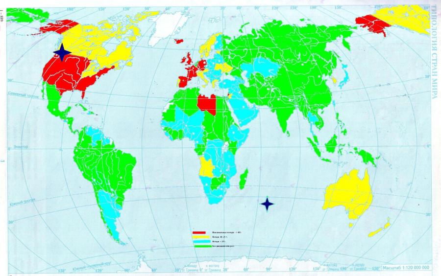 карта дополнена