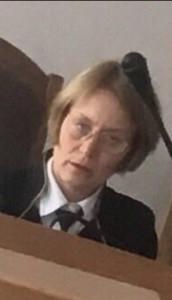 судья мотыль
