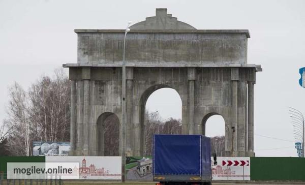 могилевская триумфальная арка реальность2