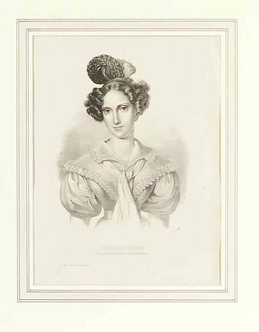 1820s_archduchess_clementin