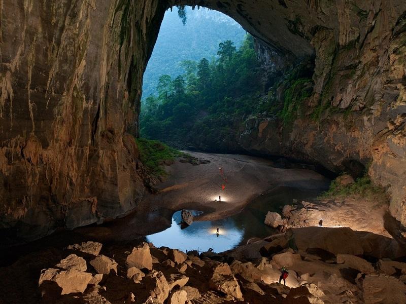 1-Самая большая пещера в мире