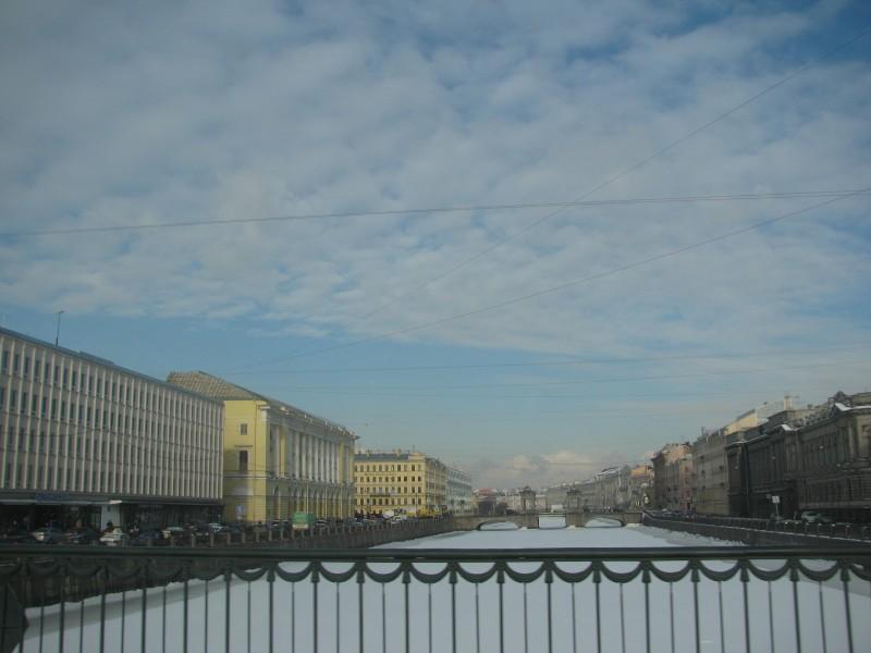 Санкт-Петербург в марте 2018 года. Часть 4