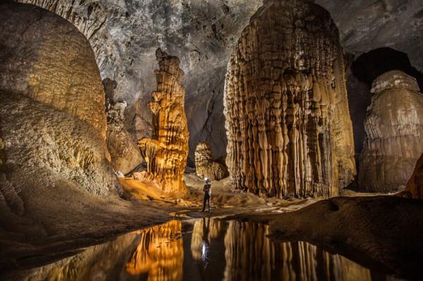 10-Поразительные образования в пещере Sơn Đoòng