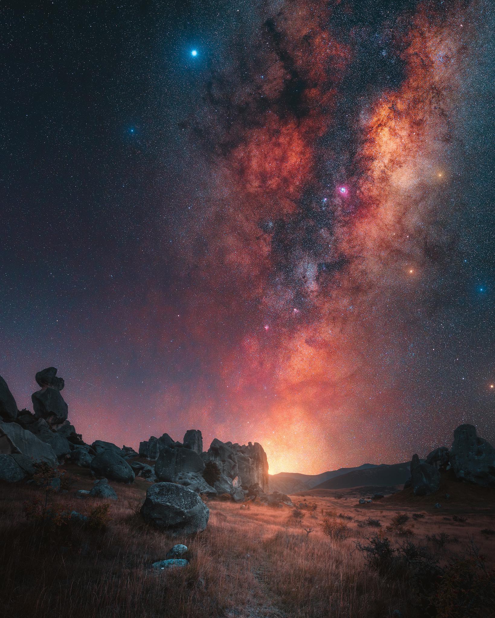 девушку вступилась фото невероятный космос они ближе
