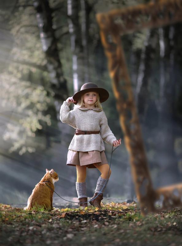 Фотографии маленьких принцесс 21 века. Часть 1