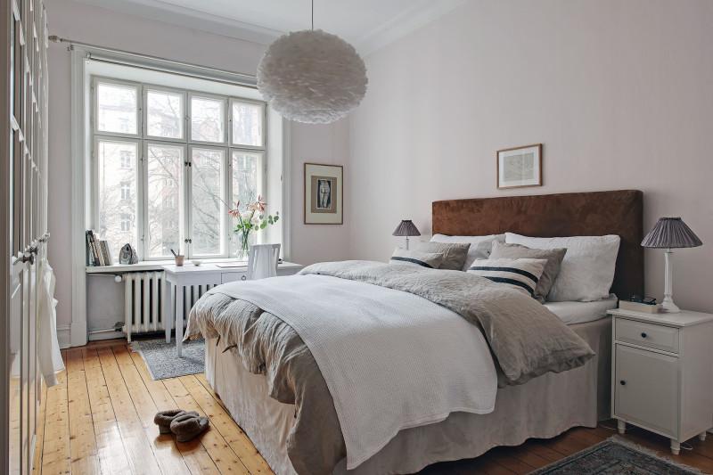 Как выглядит элитная квартира в Швеции