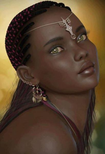 Негр или африканец