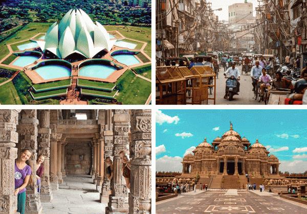 Отдых в Индии: за и против