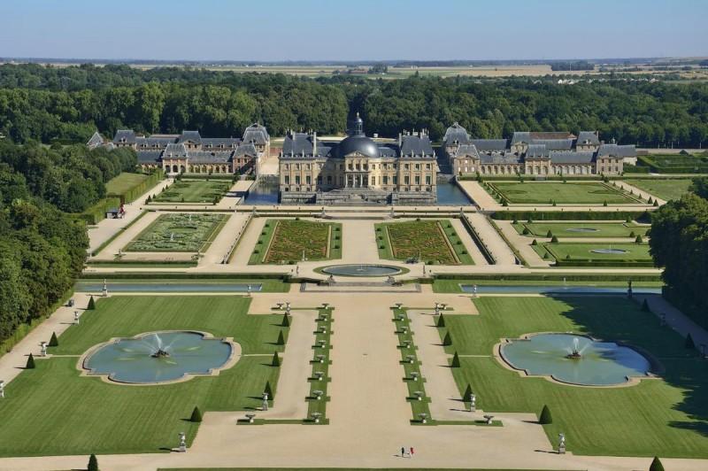 Французский парк, или порядок в природе