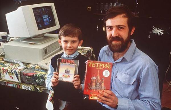 Почему создатель Тетриса за 10 лет не заработал на нём ни копейки