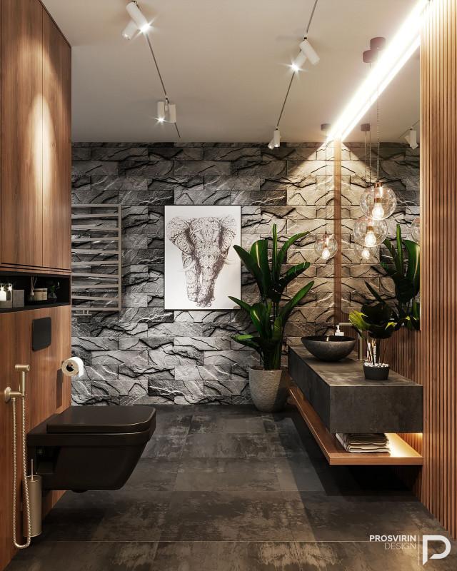 12 необычайно роскошных ванных комнат
