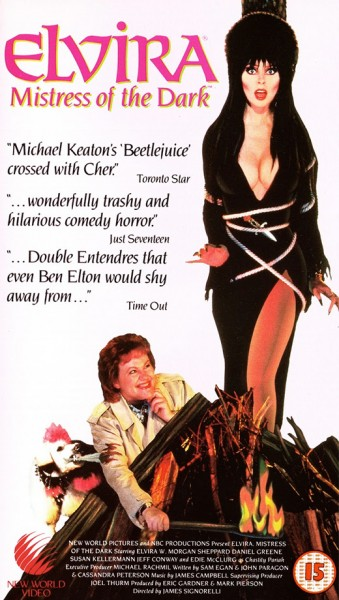 Три старых добрых фильма на Хэллоуин